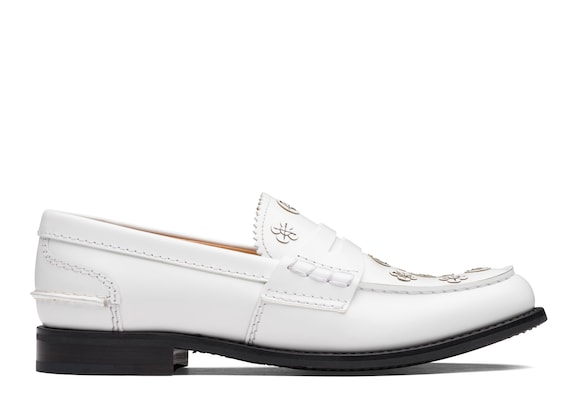 Polished Binder Loafer Appliqué
