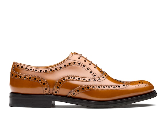 Polished Binder Oxford Brogue
