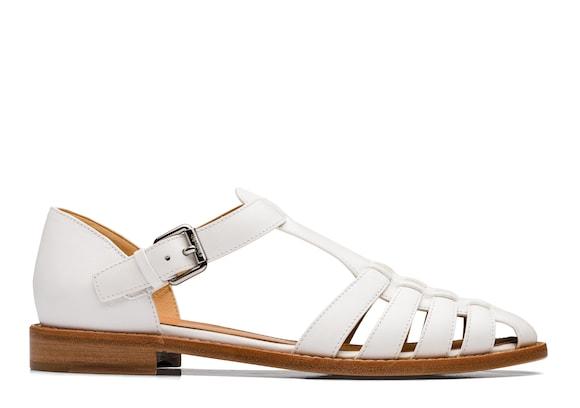 Sandale Prestige en Cuir de Veau