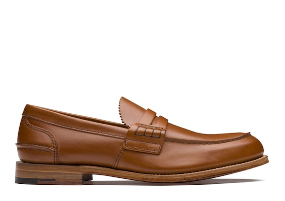 Rodeo Calf Leather Loafer