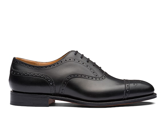 Calf Leather Oxford Brogue