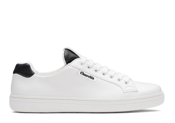Plume Calf Leather Classic Sneaker