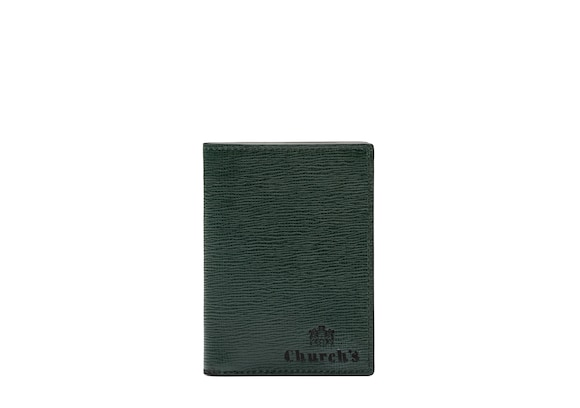 St James Leather Card Holder