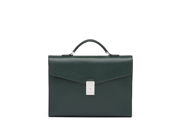 St James Leather Briefcase