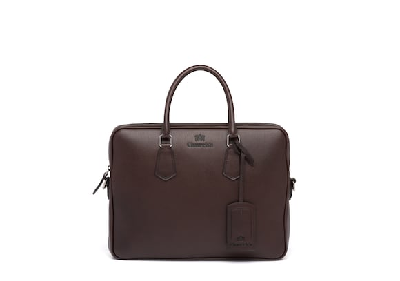 St James Leather Laptop Bag