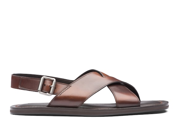 Decò Leather Open Sandal